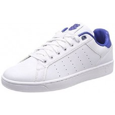 K-Swiss Mens Clean Court CMF Low Top Sneakers (White)