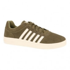 K-Swiss Court Cheswick SDE Trainer (Olive/Marshmellow)