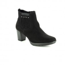 Marco Tozzi Heeled Ankle Boots Hayley (Black)