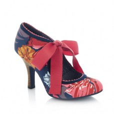 Ruby Shoo Willow (Coral)