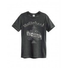 Amplified MOTORHEAD ACE OF SPADES Rock T-Shirt Charcoal