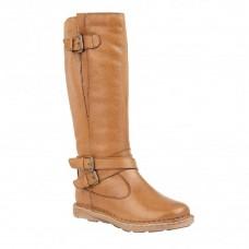 Lotus (Arlo) Tan Knee HIgh Boots