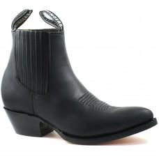 Grinders Maverick Cowboy boots Black