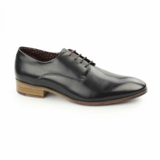 London Brogues Wister Derby (Black)