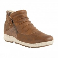 Lotus Relife ladies ankle boots Holt (Tan)