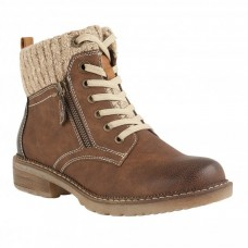 Lotus Relife Portia Boots (Brown)