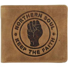 Mustard Wallet Northern Soul