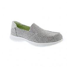 Heavenly Feet Rider Slip-On Shoe (Grey)