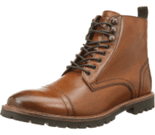 Base London Siege Washed Brown men's Boots