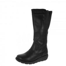 Heavenly Feet Ursula (Black) Boots