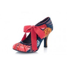 NEW Ruby Shoo Willow Coral
