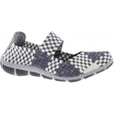Adesso Lottie Slip-on Shoes Grey