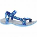 Adesso ladies vegan friendly slip on sandals Tilly Aqua