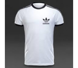 Adidas Originals Sports Ess Tee White