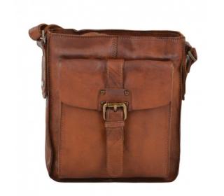 Unisex Leather Messenger / Body Bag