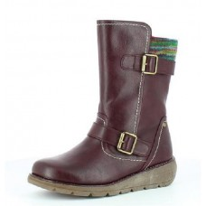 Heavenly Feet Pacific2 (Berry) Winter Boots