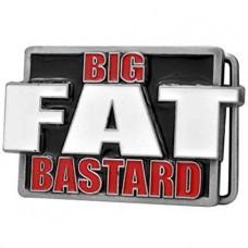 Tanside Belt Buckle Big Fat Bastard