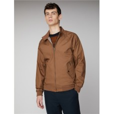 Ben Sherman Harrington Jacket Partridge