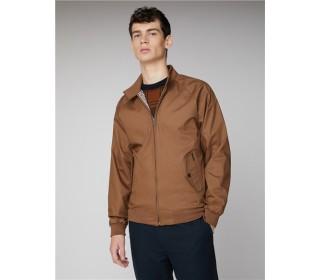 Ben Sherman Harrington Jacket Partridge