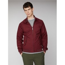 Ben Sherman Harrington Jacket wine