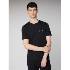 Ben Sherman T Shirt Black