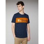 Ben Sherman Sports T Shirt Navy