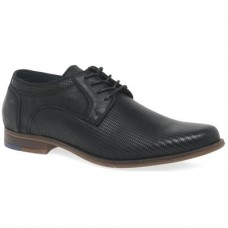 Front Duke Black Shoe