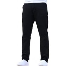 Enzo Chino Jeans Black