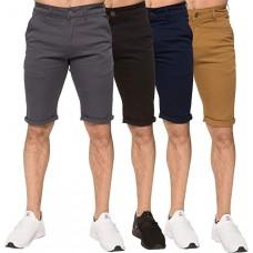 Enzo Shorts Chino Grey