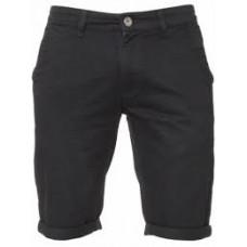Enzo Shorts Chino Black