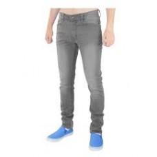 Enzo Skinny Stretch Jeans Grey