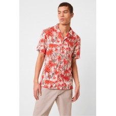 French Connection Dionne Palm Tree Shirt