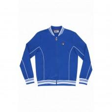 Fila Vintage Baranci Track Top Lapis Blue/White