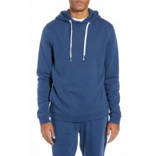French Connection Hoodie Fathom Blue