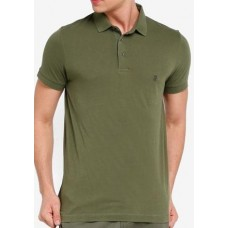 French Connection Polo Shirt Infantry G/M Blue