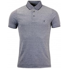 French Connection Slim Fit Polo Shirt Marine Blue