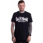 Gas Monkey Tee Shirt black