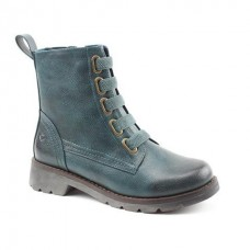 Heavenly Feet Ingrid Ankle Boot Ocean Women's