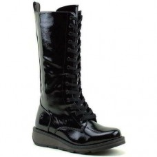 Heavenly Feet Maze 2 Mid Calf Boots Black Women's