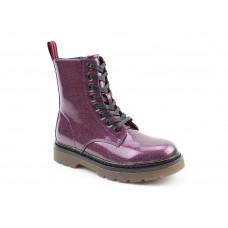 Heavenly Feet  Justina Glitter Purple Justina  Ladies