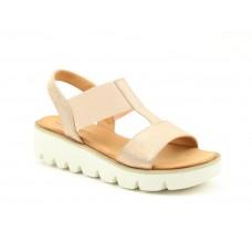 Heavenly Feet Ritz Vegan Friendly Sandal Rose Gold