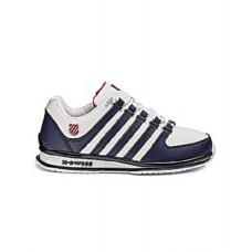 K-Swiss Rinzler White/Belug/Red