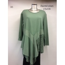 Made in Italy tunic