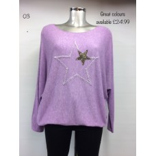 Made in Italy Star Top