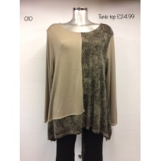 Made in Italy tunic top super soft