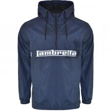 Lambretta Light Weight Overhead Shower Proof Jacket Navy