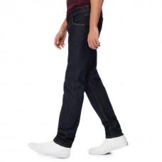 Lee Brooklyn Straight Jeans Dark Rinse Wash
