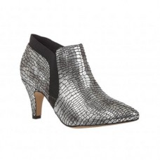 Lotus Krissy pewter women's  shoe/boot