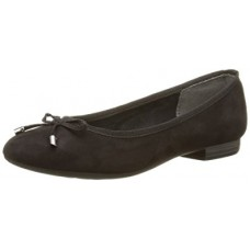 Marco Tozzi Black Slip-On Pumps