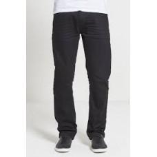 DML Jeans Maverick Slim Straight True Black